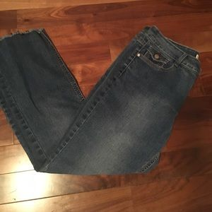 Faded Glory Distressed Jeans